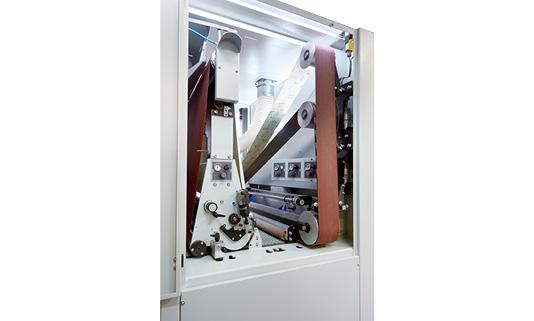 Unitek _ Excel Overcross levigatrice per legno interno macchina 2